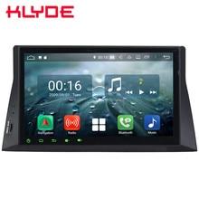 10,1 «ips Octa Core 4G Android 8,1 4G B ram 6 4G B rom RDS BT автомобильный DVD мультимедийный плеер Радио стерео для Honda Accord 8th 2008-2012