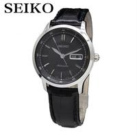 SEIKO Watches Automatic Chain Machine Belt SNZH33J2 Male Table