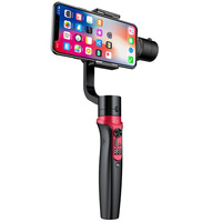 Wewow Sport 3 Axis Handheld Smartphone Gimbal Video Stabilizer Cellular Phone Extendable Pole for iPhone X 8 XIAOMI Samsung