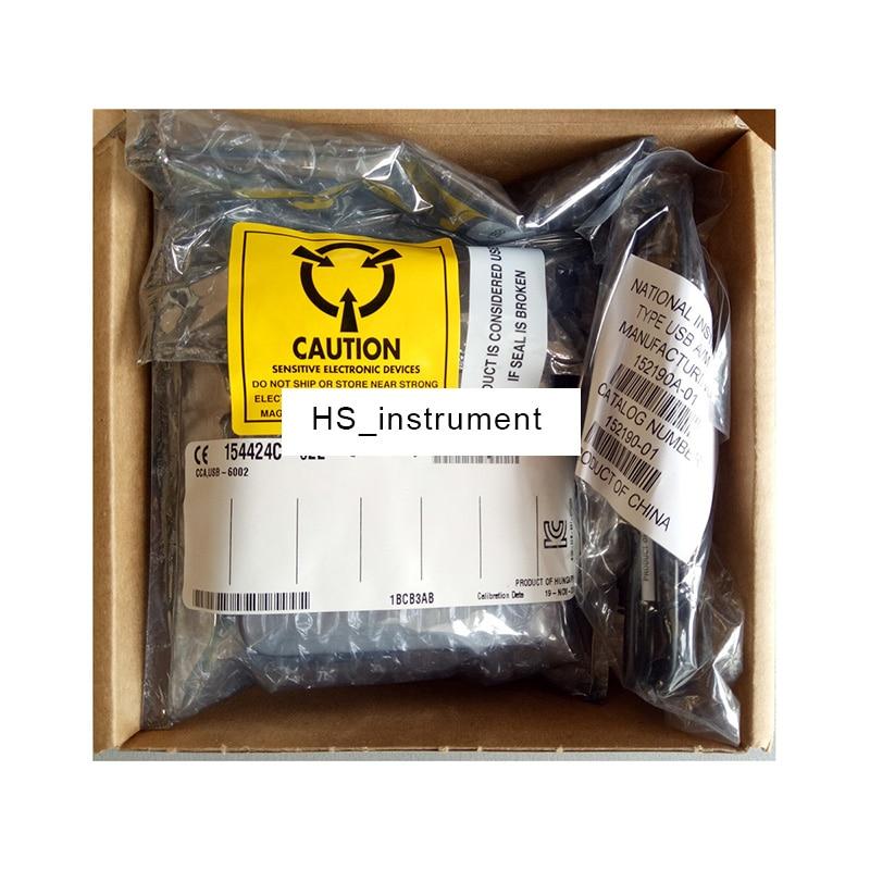 NI USB-6002 Multifunction Data Acquisition Card 782606-01 NEW&ORIGINAL