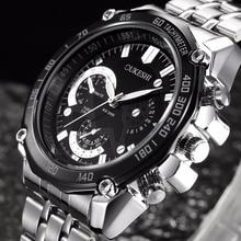 Mens Watches Top Brand Luxury Casual Qua