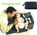 2016 Venda Quente Mat Mudança Do Bebê Baratos Para O Bebê Portátil Estação New Born Fralda mudando Mat Mudança Cambiador de Fraldas À Prova D' Água 2