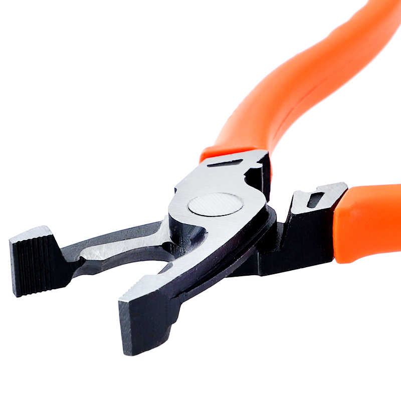 """Cable Cutter 9""""/225mm Wire Stripper CR-V Electrician Crimping Pliers Hand Tools"""