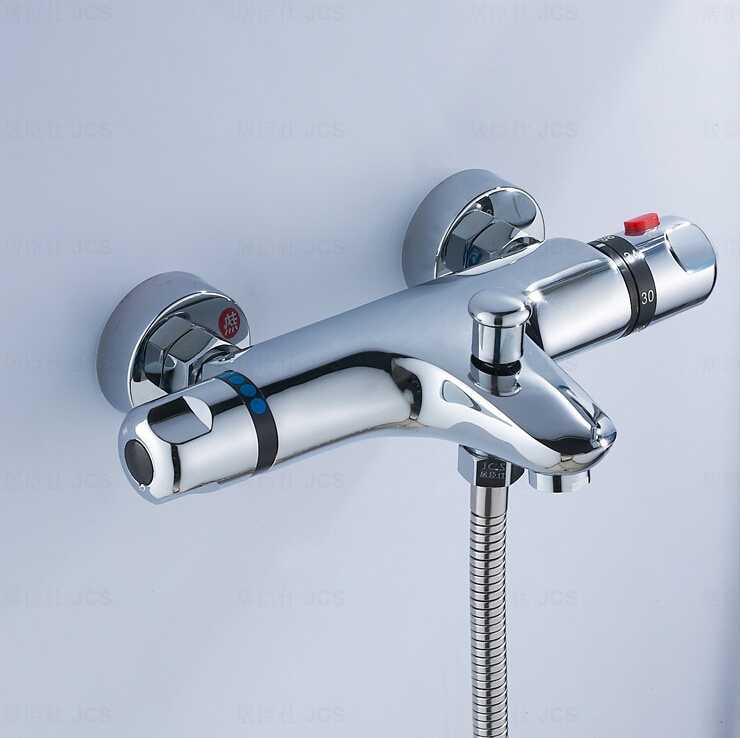 wholesale and retail high quality brass chrome thermostatic bathroom bathtub faucet,shower faucet mixer
