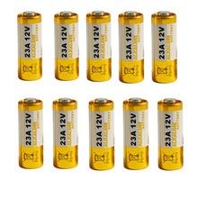 Alkaline-Battery Doorbell Walkman 23GA Remote-Control MN21 10PCS for Car Alarm Etc 12V