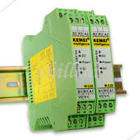 RS485 repeater intelligent isolation module hub isolation gate industrial grade DIN rail mounting