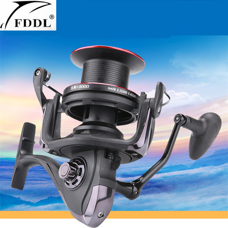 Brand 10000 type 13 1 BB Specialized Fishing big fish without clearance fishing Reel 4 1
