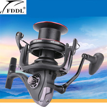 FDDL Brand 10000 type 13 + 1 BB Specialized Fishing big fish without clearance fishing Reel 4.1:1 distant wheel fishing reel