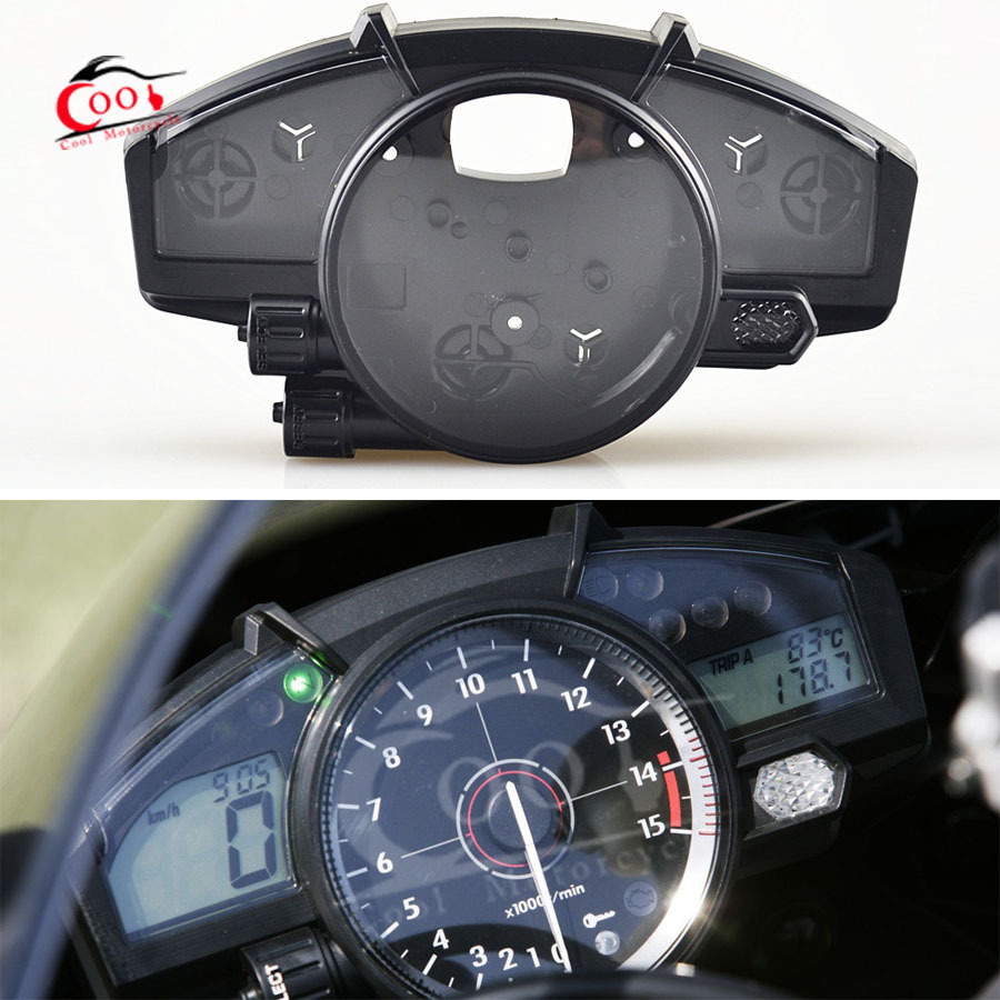 Speedometer Tachometer Gauge Instrument Case Cover For Yamaha YZF R1 2007 2008 new