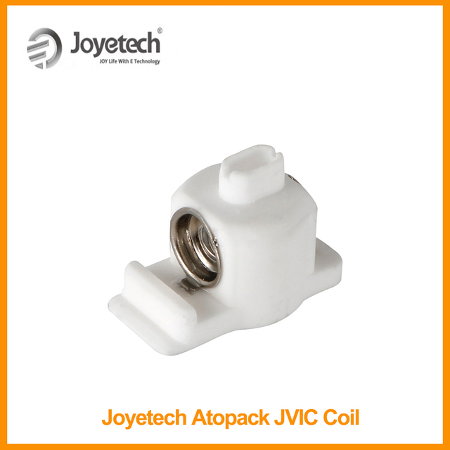 Original Joyetech JVIC3 Coil Head 1.2ohm MTL JVIC2 0.25ohm Coil JVIC1 0.6ohm Replacement Head For Atopack kit Vape Coil E-Cig