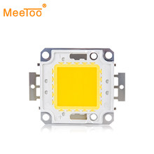 LED Geïntegreerde Spot Lampen COB 10 W 20 W 30 W 50 W 100 W LED Lamp Chip SMD Outdoor verlichting Warm Koel Wit Diodes DIY Schijnwerper(China)