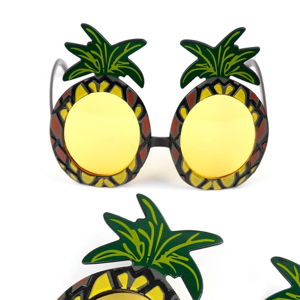f3f7265a1e1465 FENGRISE Hawaii Plage Flamingo Ananas Lunettes de Soleil Lunettes ...