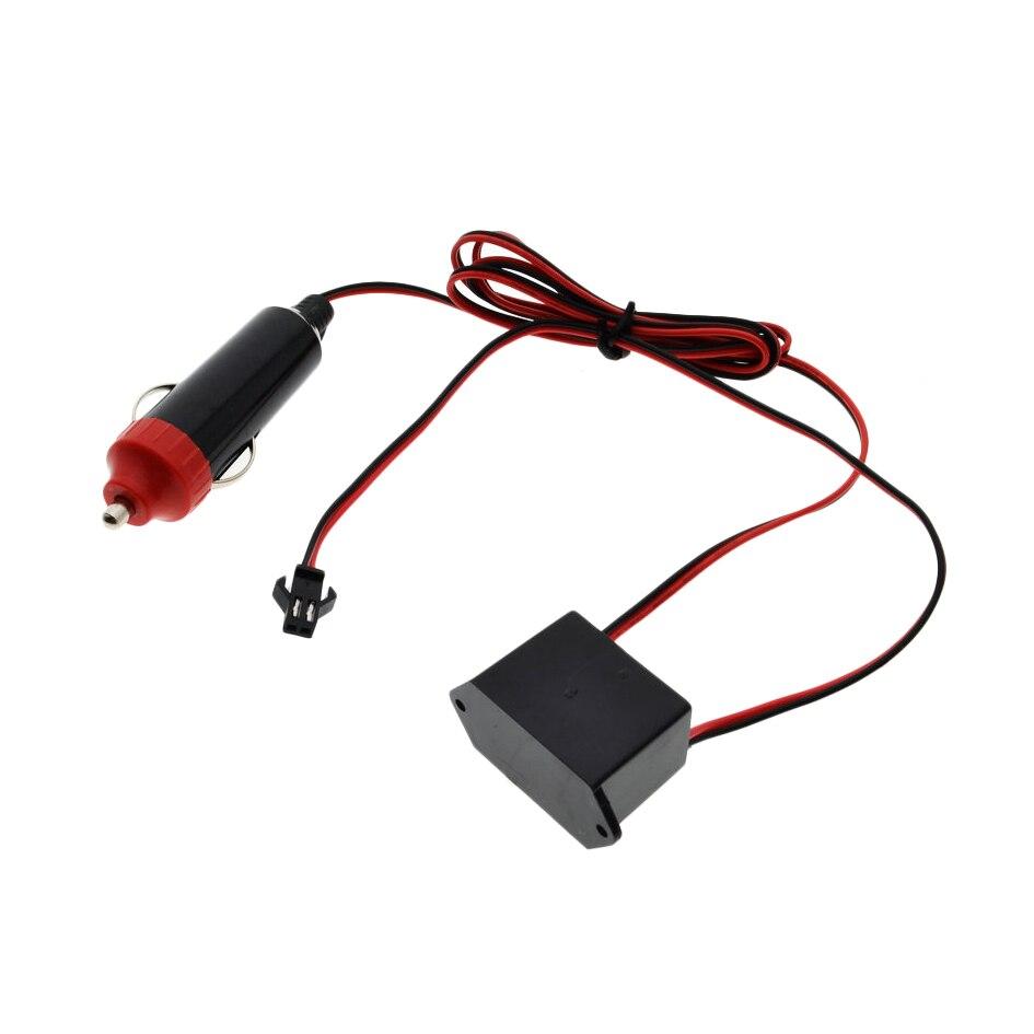 DC12V encendedor controlador para 1-10M LED El alambre Flexible de neón Decoración Controlador cree XHP70 6v 5 modo dia26mm input7-18v output6V 4A controlador de linterna Led de corriente constante