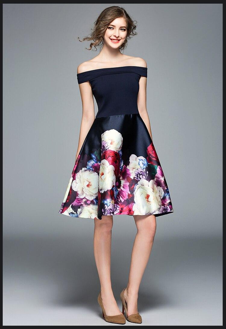 a66e3c398ced Nuove Casual Retro Abbigliamento 191k26 Primavera Modo L estate Partito  Donne Casuali Del Vestito E Delle ...