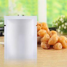 200 шт/партия пищевой твердый вакуумный упаковщик прочный анти-струнный ароматизатор влагостойкий рулон вакуумный мешок сохранение продуктов в свежем состоянии