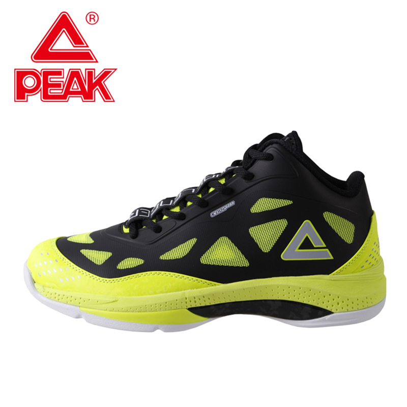 d3f151b09e53 PEAK SPORT GALAXY II Men Basketball Shoes Breathable Ankle Boots Gradient  Dual FOOTHOLD Tech Athlete Training Sneaker EUR 40-47