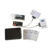 1 компл. Proxmark3 V2 DEV Наборы RFID Cloner Дубликатор читатель писатель UID T5577 NFC копир Proxmark 3 клон трещины