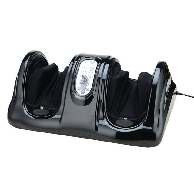 HFR-8802-1 HealthForever Brand Wireless Control Kneading Device Leg Instrument Medialbranch Heated Electric Foot Massage Machine