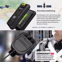 מכשיר הקשר כיבוש S10 IP68 מכשיר הקשר Rugged טלפון להוסיף פנס חזק / בר / QR Code / RFID / NFC ו- IOT Intelligent Handheld Smartphone (5)