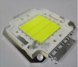 5PCS/LOT 20w high power led lamp beads, highlighted warm white,3000-3500K integrated chip,1400-1600LM, light