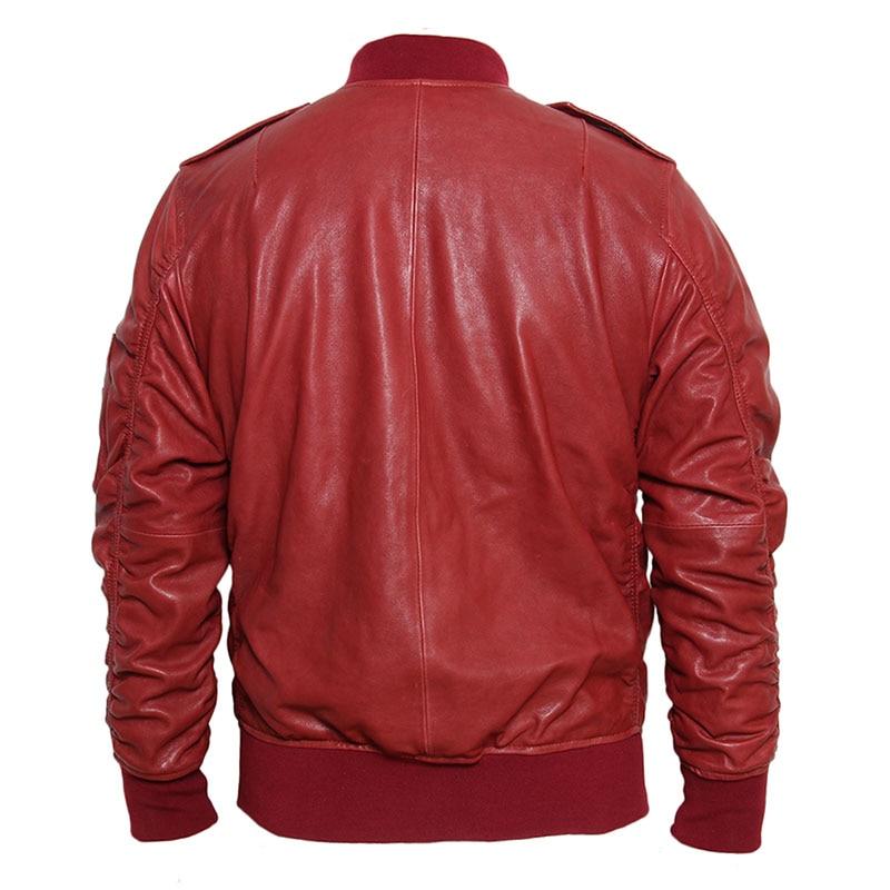 Aliexpress.com : Buy MAPLESTEED M86 Flight Jacket Mens Genuine ...