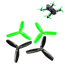 2Pair 5050BN Three-blade CWCCW Propeller Bullnose RC Drone Spare Part for F210/H250/H280/QAV250/Racer250/TL250H/260/280/300