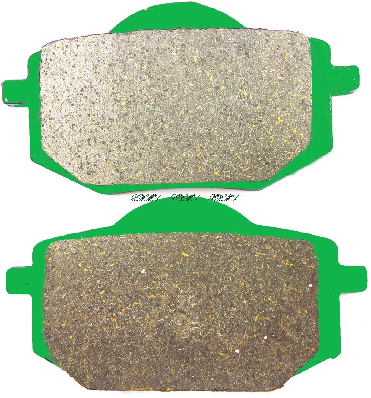Тормозные колодки колодок для YAMAHA XV400 ХV 400 БАБЕНЦИЯ (88 и выше)/ в XV 535 XV535 бой-баба (87-94)