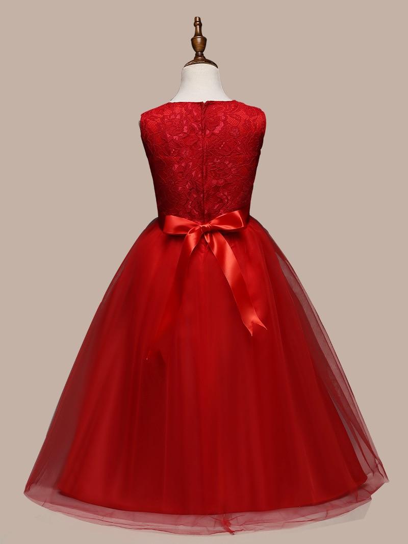 Multicolor NewBaby Girl Christmas Ball Gowns Kids Girls Wedding ...