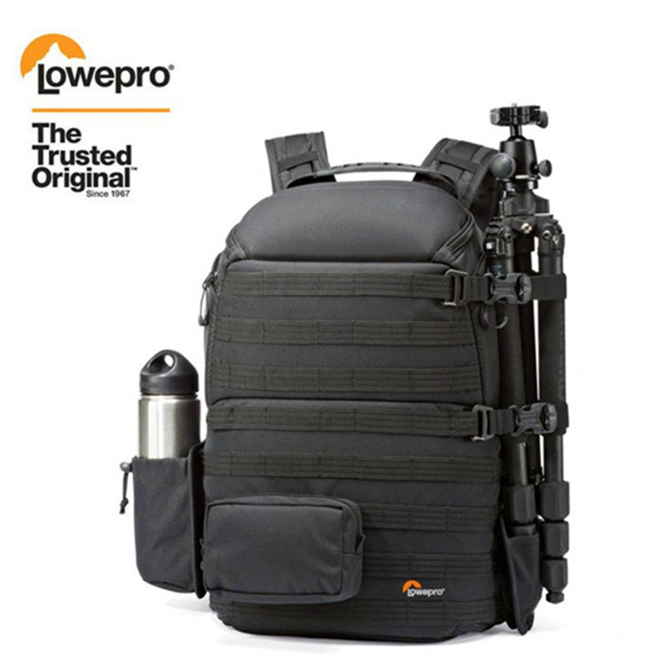 NEW Lowepro ProTactic 450 aw shoulder camera bag SLR camera bag Laptop backpack with all weather Cover 15.6 Inch Lapto-in Backpacks from Luggage & Bags    1