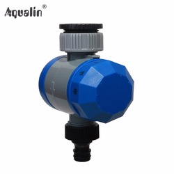 Automatic Hose shutoff Mechanical Watering Timer Garden Irrigation No Batteries Required #21001