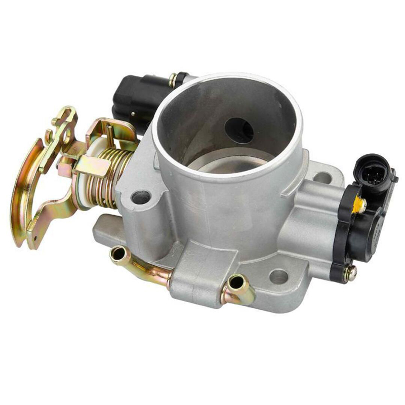 Throttle Body Bore Size 55mm Throttle Body For Delphi System Hafei Saibao Great Wall Jia Yu 4g63/4g64 100% Brand New Original Delicacies Loved By All Auto Replacement Parts