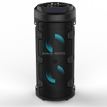 Heavy Bass Portable Wireless bluetooth Subwoofer With Mic Super Bass Party Speaker Portable outdoor speaker belly speaker