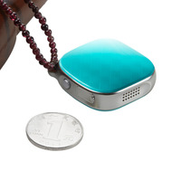 One Piece Mini Micro Trackers GPS Locator Smart Finder For Kids Pets Dogs SOS Vehicle GSM