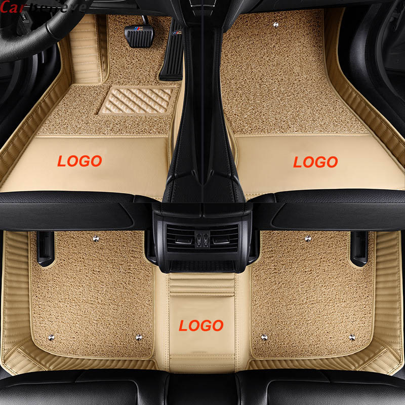 Car Believe car floor mats For lexus nx lx470 gs300 gs is 250 gx470 lx 570rx 350 ct200h rx gx460 is300h accessories carpet rug(China)