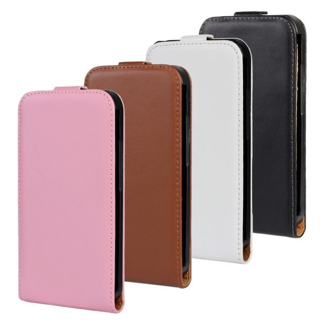 Luxury Genuine Real Leather Case Flip Cover Mobile Phone Accessories Bag Retro Vertical For HTC ONE X PS