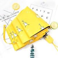 Желтый мультфильм маленькая утка травле зонтик авто открыть и закрыть портативный складной зонт ветрозащитный зонтик для взрослых и детей