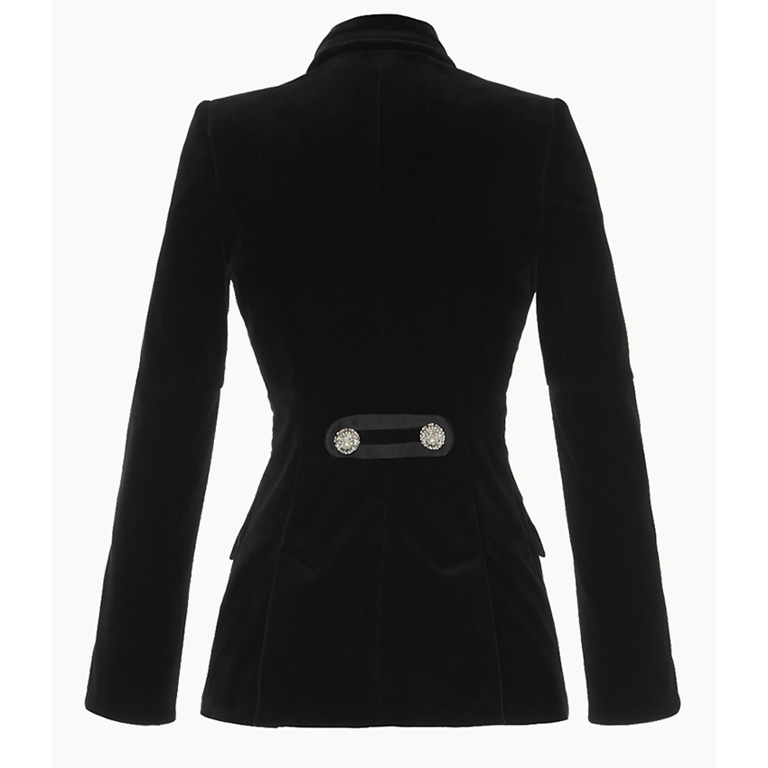 New Fashion Designer Blazer Women's Blazer Coat 1