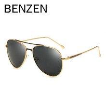 BENZEN Aviation Sunglasses Women Vintage Polarized Female Sun Glasses Ladies Sunglasses Driver Driving Glasses With Box 6355
