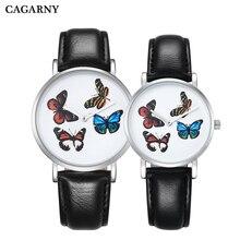 Cagarny Watches Women Fashion Watch 2017 Unisex Lov