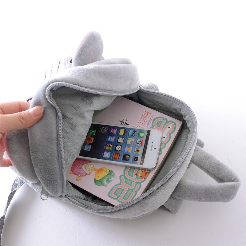 Plush-Cartoon-Bags-Kids-Backpack-Children-School-Bags-Animal-Cute-Bags-for-1-3-Years-Old-Kindergarten-Kids-Girl-4