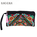 2017 Luxury Handbags Women Bags Designer Embroidery Envelope Clutch Bag Vintage Tassel Evening Clutch Purse Bolsa Feminina