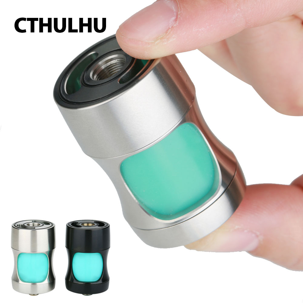 New Original 7.1ml Cthulhu Squonk Genius Adapter 24mm Diameter Fit for 22mm/24mm RDA Electronic Cigarette Cthulhu Adapter Parts
