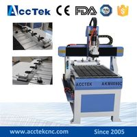 AKM6090C factory supply ATC dsp controller for cnc router For Wood, Plastic, Acrylic, Aluminum, Stone
