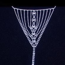 Stonefans Rhinestone ciało biżuteria Sexy oczy kształt majtki stringi przezroczysty kryształ łańcuch nadwozia belly Chain bielizna kobiety Sexy akcesoria tanie tanio Stone Fans Miedzi Moda TRENDY Rhinestone Thong Okrągły Uchwyty i ukryć-to biżuteria Body Jewelry Waist Chain Crystal Panties