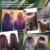PURC Champú de tratamiento de queratina del cabello cuidado del cabello set venta caliente 1000 ml de chocolate 8% formalina queratina reparar el cabello dañado