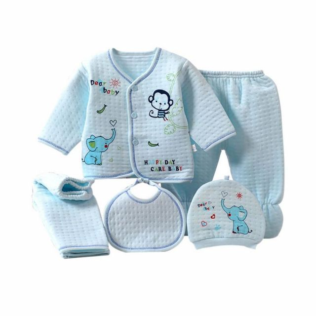 9a5a49c94a47 Cotton Clothing China Baby Clothes Set Newborn Boys Girls Soft Outfit Print  Shirt and Pants. Mouse over to ...