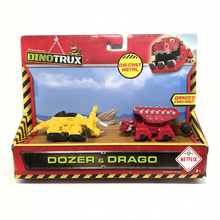 Dinotrux Dinosaur Truck Removable Toy Car Mini Models New Childrens Gifts Toys child