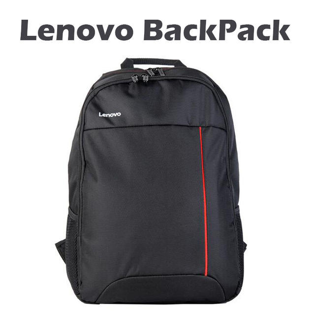 original Lenovo ThinkPad backpack 14 inch 15.6 inch Laptop Bag Large  Capacity Velvet Sleeve Travel school abf2a6311132a