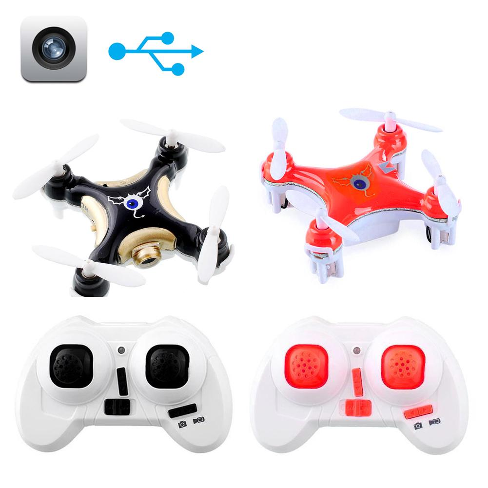 New 2 Color Remote Control Aerial Quadrocopter Photography 4 Axis Real time Drone Aircraft Helicopter