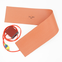 150*900mm 800W 220V Guitar Side Rim Bending Press Silicone Heating Pads Heating Mat Warming Accessories